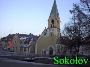 Obchod s racionální výživou v Sokolově