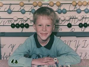 Martin v první třídě