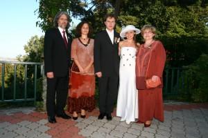 S Martinovou rodinou