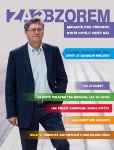 Obálka nového magazínu