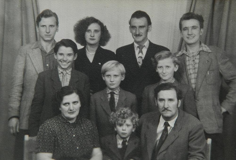 Ivanovi rodiče a sourozenci