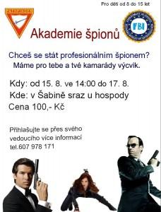 Akademie špiónů v Šabině