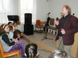 romská bohoslužba s Jirkou