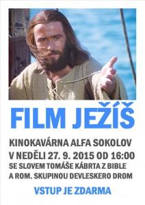 Ježíš plakát