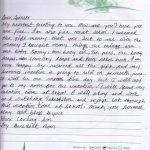 dopis od Joye