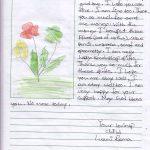 překlad dopisu od Luxmi do angličtiny