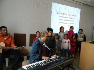 romské bohoslužby