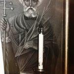 v kostele sv. Klimenta